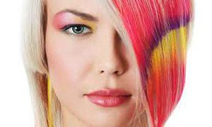 آموزش چند نوع رنگ موی ترکیبی