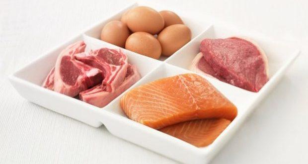 کمبود پروتئین بدن چه نشانه ها و علائمی دارد