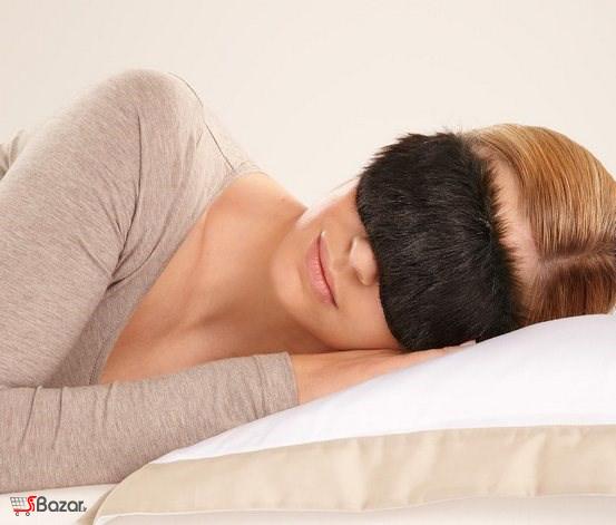 چرا باید موقع خواب از چشم بند استفاده کنیم