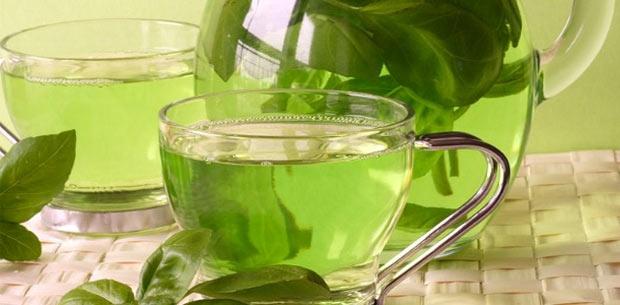چای سبز به درمان عفونت قارچی پا کمک می کند