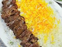 طرز تهیه کباب شتر مرغ