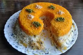 طرز تهیه ته چین هویج