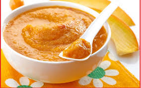 طرز تهیه پوره هویج برای تقویت نوزاد